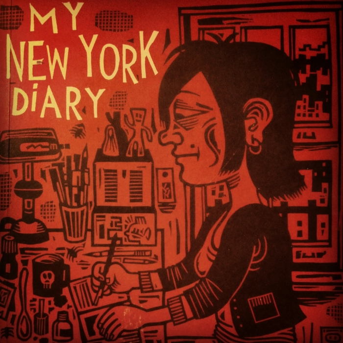 My New York Diary, Julie Doucet
