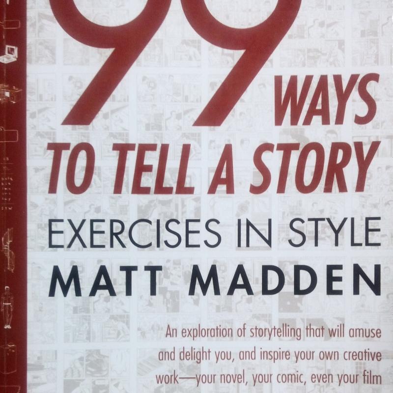 99 Ways to Tell a Story, Matt Madden